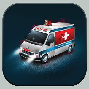 play Ambulance Rescue Duty Paid - Fast Emergency Car Race To Hospital