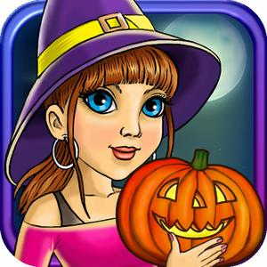 play Amelie'S Cafe: Halloween