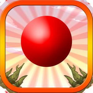 play Clumsy Ball 1.0 - Bouncy Red Ball