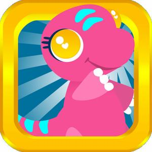 play Free & Fun Baby Dino World - A Baby Boy And Girl Monster Pet Dinosaur Adventure Run