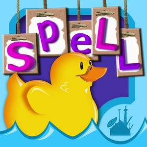 play Freefall Spelling