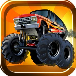 play Monster Offroad Pro: Ultra Racing Dash - Free Asphalt Racer Game (For Iphone, Ipad, And Ipod)