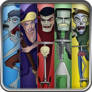 play Monster Squad Racing Hd Free - Arcade Scooter Race Clash By Ben Burns