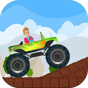 play Monster Top Truck Stunts Free - Monster Truck Parking Simulator