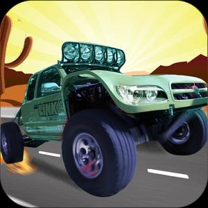 play Monster Truck 4X4 Offroad : Up-Hill Stunts