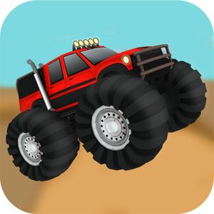 play Monster Truck Extreme Dash