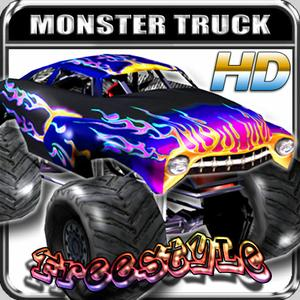play Monster Truck Freestyle Hd