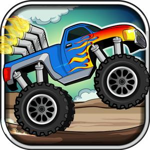 play Monster Truck Game For Kids - Play The Most Challenging Monster Truck Driving Game For Free Now!