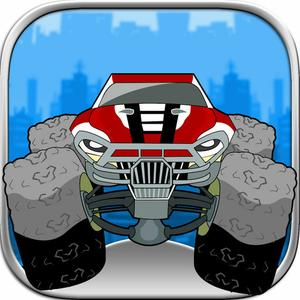 play Monster Truck Madness Free - Extreme Hill Climbing Experience