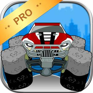 play Monster Truck Madness Pro - Extreme Hill Climbing Experience