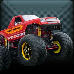 play Monster Truck Racing - The Ultimate Challenge