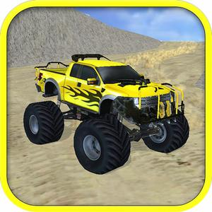 play Monster Truck Rally Driver