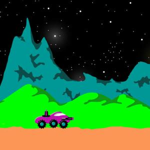 play Moon Rover