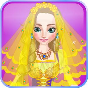 play Princess Anna Wedding Makeover