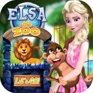 play Princess At The Zoo