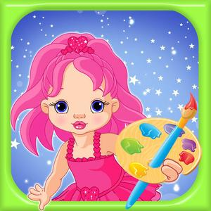 play Princess Coloring Pages Free
