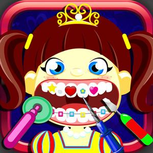 play Princess Dentist Makeover Spa - Fun Free For Girls