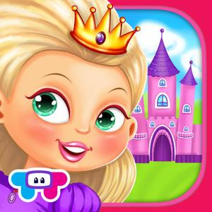 play Princess Dream Palace - Spa And Dress Up Party