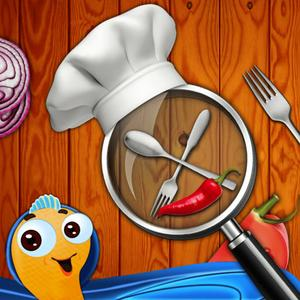 play Princess Kitchen Cooking Hidden Objects