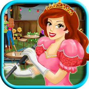 play Princess Party Clean Up – Little Helper And Home Cleaning Adventure Game
