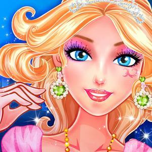 play Princess Salon-Dream Wedding