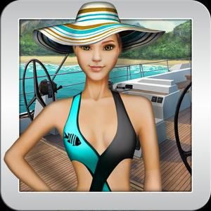 play Princess Summer Fashion In Yacht