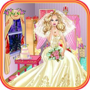 play Princess Wedding Room Decoration!