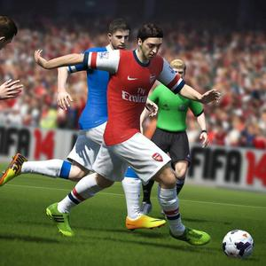 play Pro Soccer Champions 3D