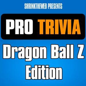 play Pro Trivia - Dragon Ball Z Edition