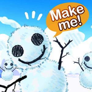 play Snow Planet : Let'S Build A Snowman!