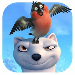 play Snow Queen 2: Bird And Weasel