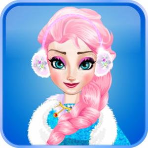 play Snow Queen Winter Fashion