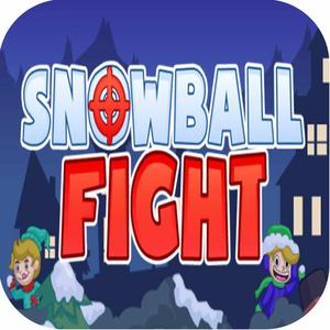 play Snowball Fight Shooting Game