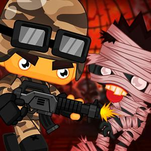 play Soldier Battle: Zombie Hunt - Shoot To Kill