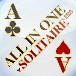 play Solitaire All In One Hd Pro - The Classic Card Game Full Deluxe Puzzle Pack For Ipad & Iphone