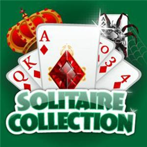 play Solitaire Collection Delux
