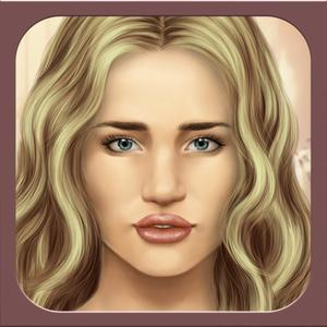 play True Make Up Game: Rosie Huntington Edition