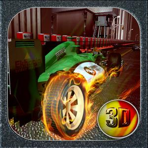 play `Gt Formula Racing Car 3D