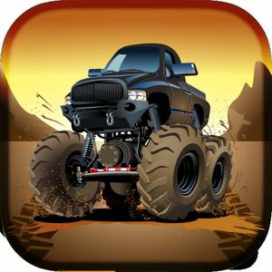 play An Offroad Monster Truck Race The Extreme Trucking Chase Racing Game Free