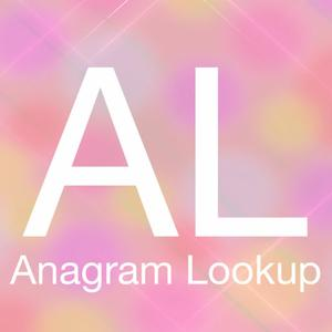 play Anagram Lookup
