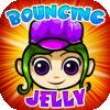 play Bouncing Jelly : Heroes Of The Candy And Cookies Farm