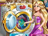 play Rapunzel Laundry Day