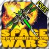 play Space Wars 3D Star Combat Simulator: Free The Galaxy!
