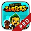 play Cool Train Surfers Multiplayer Pro - Skate And Jump On Roofs
