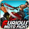 play Furious Moto Fight - Rash Bikers Racing & Fighting On Road