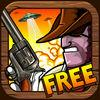 play Cowboy Rancher Vs Aliens: Shooting Blast, Free Game