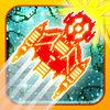 play Asteroid Race - 8-Bit Cool Space Warrior Top Speed Racing Free Game