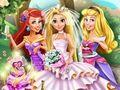 play Rapunzel Wedding Party Game