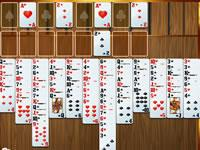 Play Freecell Duplex Game