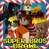 play Super Bros Brawl : Mc Mini Game Against Monsters